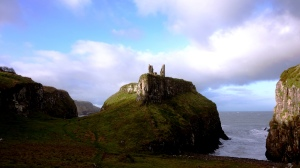 DUNSEVERIK CASTLE CO.ANTRIM N (8)